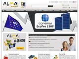 Panneaux solaires Alma Solar Shop