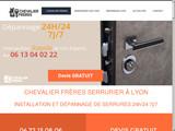 Serrurier Chevalier Frères à Lyon