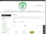 Assiettes compostables pas chères
