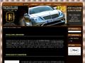 Limousine et transfert VIP