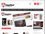 MegaGear : produits de musculation en ligne